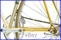 Guerciotti'Oro' Complete Road Bicycle 52cm c-c Campagnolo Super Record Columbus