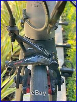 Legend by Bertoletti, Il Re, Titanium Bicycle, Campagnolo Super Record 12Speed