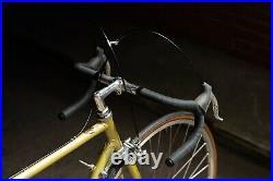 Legnano Mod. 54 Special Campagnolo Record Gold Vintage Rennrad 53,5cm/55cm