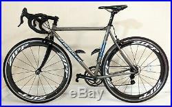 Litespeed Firenze (53cm) 54 cm X 52 cm Campagnolo Record 11 spd ZIPP Road Bike