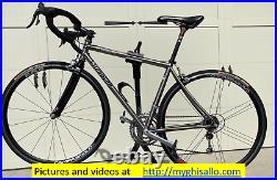 Litespeed Ghisallo Titanium M/L Campagnolo Record 3x10