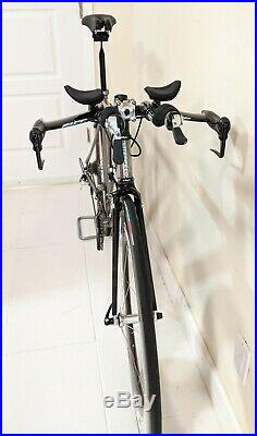 Litespeed Saber Medium (53 cm) T2 Tri / TT Campagnolo Record ZIPP Triathlon Bike