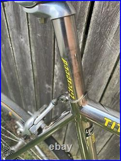 Litespeed Ultimate titanium road bicycle Campagnolo Record 8 speed