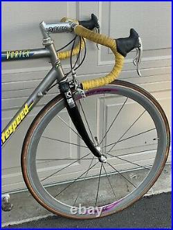 Litespeed Vortex 6/4 Titanium 57cm Campagnolo Record 9 1997 MINT