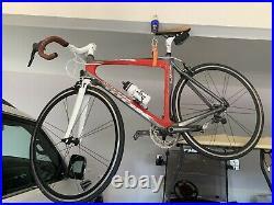 Look 486 Progressive Sloping HM Road Bike Carbon Campagnolo Record 10 Medium