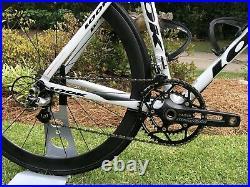 Look 595 Carbon Campagnolo Record Titanium New Condition Custom Build 13.2lbs