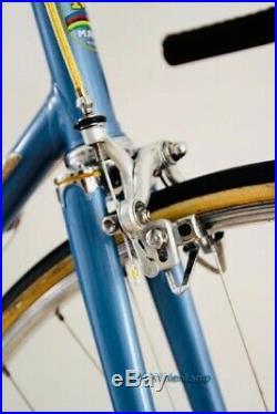 MASI GRAN CRITERIUM Classic Road Cycle Rennrad Campagnolo Record no Prestige 3V