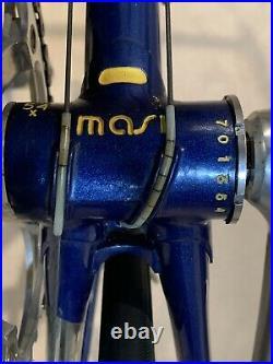 MASI Nuova Strada 80s Road Bike Campagnolo C Record size 54 Vintage