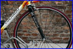 MINT colnago dream art MAPEI hoskar saddle campagnolo record 9 bike altec2