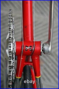 Masi 3v volumetrica campagnolo c-record delta italian steel bike vintage 3t