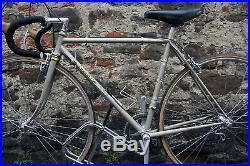 Masi gran criterium campagnolo nuovo record italian steel bike vintage eroica