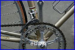 Masi gran criterium campagnolo nuovo record italian steel bike vintage eroica 3t