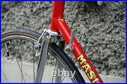 Masi gran criterium campagnolo super record italian steel bike vintage eroica 3t