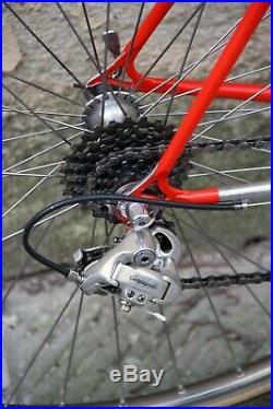 Masi prestige campagnolo record 8v italian steel bike eroica vintage 3t fir