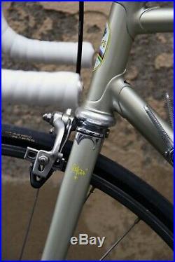 Masi prestige campagnolo super record italian steel bike eroica vintage 3t fir