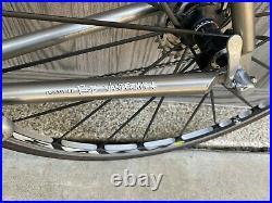 Merlin EXTRALIGHT Titanium Campagnolo Record Road Bike