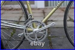 Moser Cicli Speciale Columbus Campagnolo Super Record Cinelli Mavic 53 cm 1979