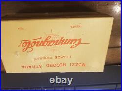 NOS New Campagnolo Super Record TITANIUM Vintage Road Bike Pedals 9/16 x 20