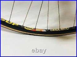 New Vitus 992 Ovoid 54 Bicycle Campagnolo Record 9 Mavic Cinelli Rolls Nos
