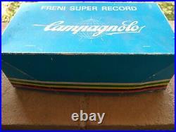 Nib Campagnolo C-Record Delta Brakes Vintage L'Eroica