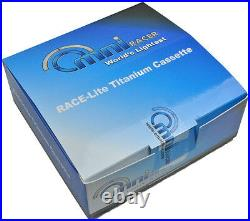 OMNI Racer WORLDS LIGHTEST Titanium 12 Cassette Campagnolo Super Record 11-28