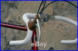 Olmo competition campagnolo nuovo record italian steel bike vintage cinelli 3t