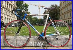Outstanding EXC COLNAGO DREAM Lux Road bike Campagnolo Record 10 Speed 56cm