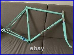 PICS COMING SOON Bianchi Specialissima 1961 Campagnolo Record Refurbished 1960s