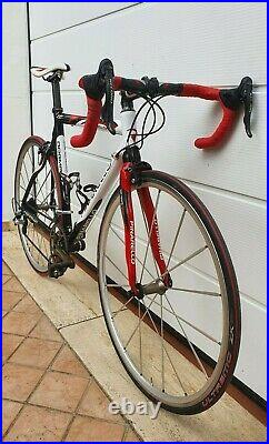 PINARELLO DOGMA MAGNESIUM AK61 italian road bike CAMPAGNOLO RECORD 10 sp FULCRUM