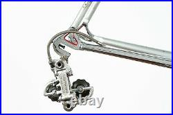 Paco Campagnolo Nuovo Record Columbus Steel Road Bike Vintage Bicycle
