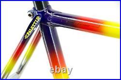 Paletti'Pista' Track Bicycle 55cm c-c Campagnolo Record Profil Nisi Laser Italy