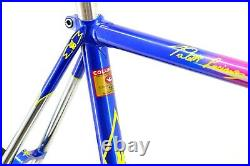 Paletti Pista Track Bike Fixed Gear 58 cm c-c Campagnolo Record Columbus TSX