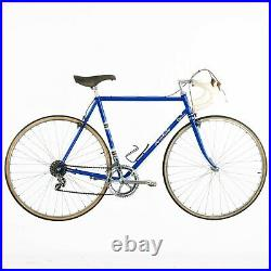 Paratella Campagnolo Nuovo Record Zeus Steel Road Bike Vintage Lugs Old Italian