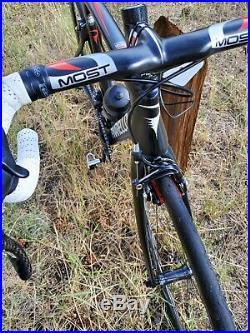 Pinarello DOGMA F8 51.5 cm Campagnolo Super Record 11 Eps BORA Ultra Wheels