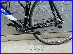 Pinarello Dogma AK61 Magnesium/Carbon with Campagnolo Record 57mm