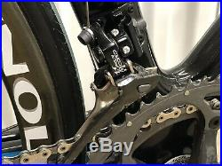 Pinarello Dogma Team Sky, 50cm, Campagnolo Super Record, Reynolds Carbon Wheels