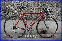 Pinarello dyna campagnolo record 8 italian steel bike eroica vintage 3t fir