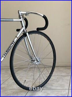 Pista Pursuit Track Bike Lambertini Cinelli Windsor Campagnolo Record 70's