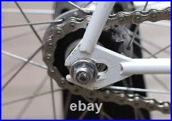 Presto Amsterdam'78 Jan Derksen Pista Track Bike 55 cm Campagnolo Record Cinell