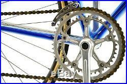 Pro Bike Gios Torino Campagnolo Super Record Vintage Road Racing Bike 58 cm