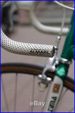 Puch Ultima Mistral Campagnolo C Record Delta Cinelli 55cm Almarc Columbus TSX