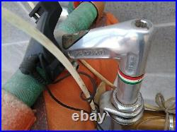 Raleigh Professional Vintage Road Bike Campagnolo Nuovo Record 27 4 Restoration