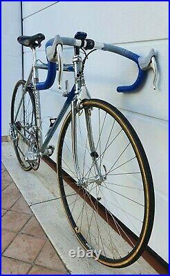 Rare COLNAGO MASTER AERO vintage italian steel road bike CAMPAGNOLO C-RECORD