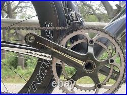 Ridley Noah Road Bike, Campagnolo Record size small 54cm