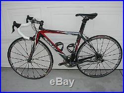 Ridley Noah race road bike, Campagnolo Record, Like new
