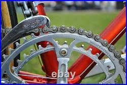 Road Bike Bici Corsa BiCan PEP Magni Losa Campagnolo Super Record'77 Vintage