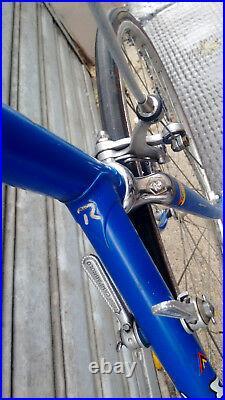 Rossin record campagnolo nuovo record road bike 58 columbus sl