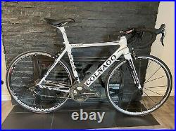 SUPER CLEAN! Colnago M10 S Team Carbon Road Bike Campagnolo Carbon Record / 52S