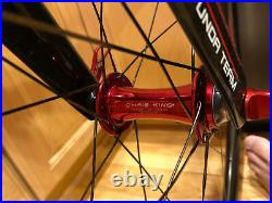 Serotta Legend Ti with FULL Campagnolo Super Record RS 11s Groupset