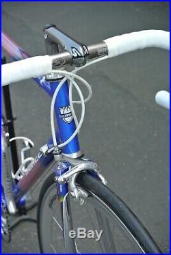 Somec Pro Max Rennrad Campagnolo Record Pantograph Shamal Racebike Columbus Max